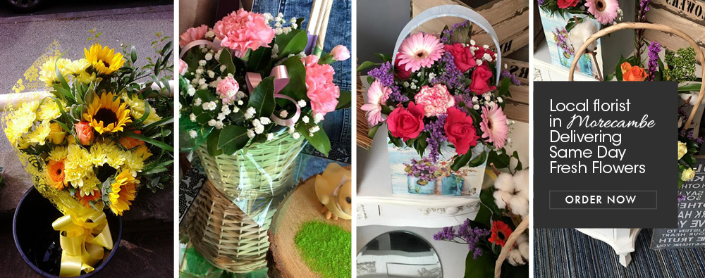 Daisy Florist in Morecambe - Order Flowers or Call 01524 425 849